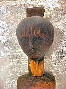 Wooden Carved Figure (Image1)
