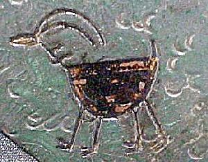 Ancient Petroglyphs Style - Art Plaque (Image1)