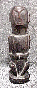 Sumba, Indonesia Carved Ancestor Figure (Image1)