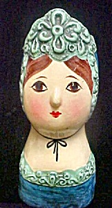 Figural Bank - Lady In Period Clothing
