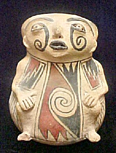 Native American Casas Grande Effigy Pot (Image1)