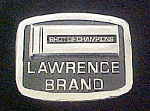 Lawrence Brand - Shot of Champions Belt Buckl (Image1)
