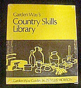 Garden Way's Country Skills Library
