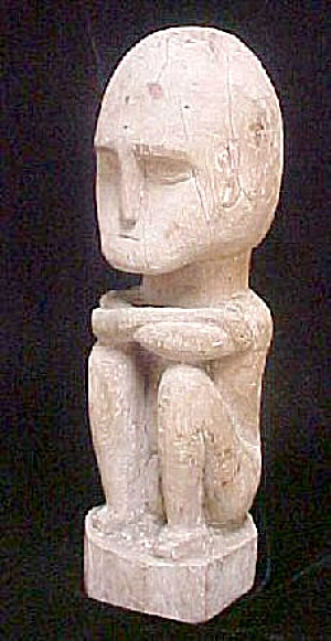 Older Primitive Figure - Moluccas Islands