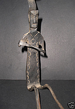 Ritual Incense Figural Lamp - Napel (Image1)
