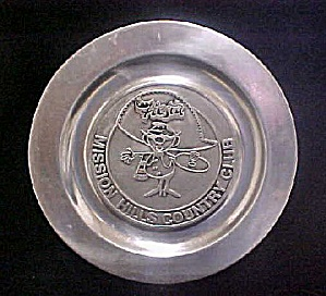 Stainless Steel Fiesta Designed Plate Charger (Image1)