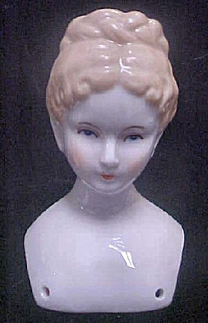 Ceramic Doll Head (Image1)