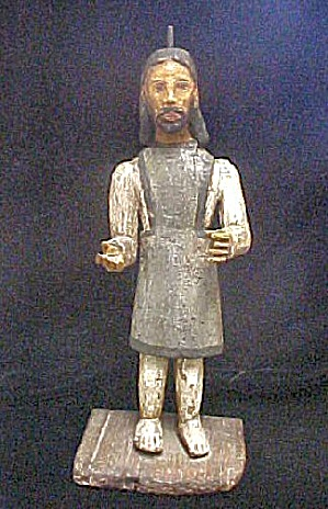 Antique Santos Figure from the South West (Image1)
