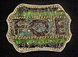 Fraternal Order of Eagles Belt Buckle (Image1)