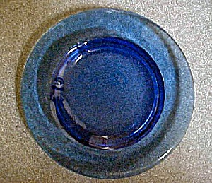 Thee Shallow Heavy Blue Plates (Image1)