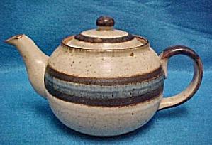 Vintage Classic Style Ceramic Teapot (Image1)