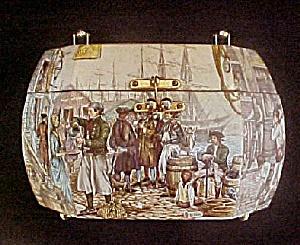 Trinket Box In Shape of Purse (Image1)