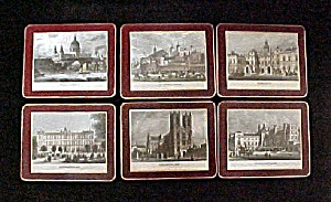 Lady Clare  Coasters -  London Coasters (Image1)