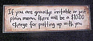 Novelty Wooden Sign (Image1)