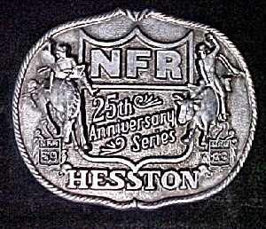Hesston National Finals 25th Rodeo (Image1)