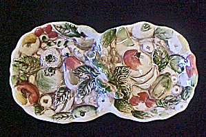 Lefton's Two Part Serving Dish (Image1)