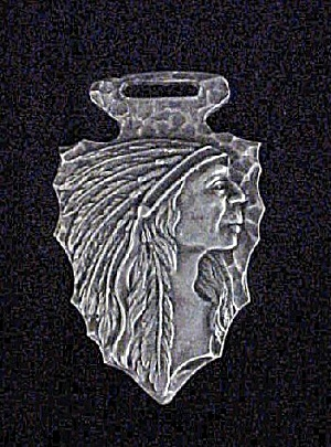 Native American Ss Medallion
