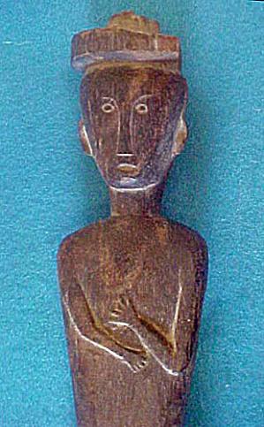 Dyak/Dayak Ancestor Figure - 20th Century (Image1)