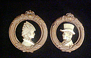 Victorian Male/Female Plaques (Image1)