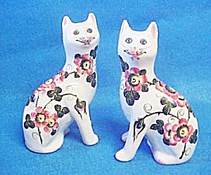 Pair Wemyss Cats - 20th Century (Image1)