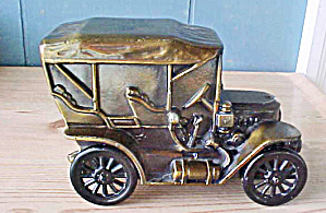Stanley Steamer Automobile Bank - Advertising