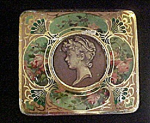 Vintage English Wazawattee Tea Tin (Image1)