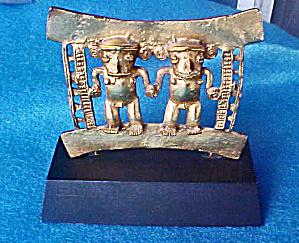pre-Columbian Style Pendant Figures (Image1)