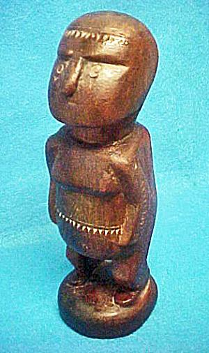 Papua New Guinea Trobriand Island Figure (Image1)