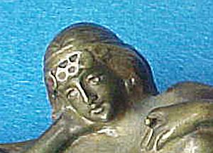 Cigar Cutter - Victorian Harem Figure  (Image1)