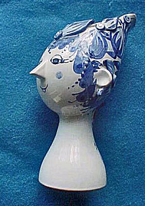 Titania Head Vase - Bjorn Wiinblad - 20th c (Image1)