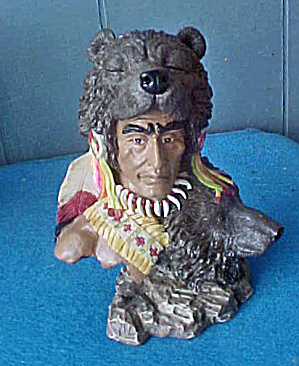 Spirit of the Bear Sculpture - 20th c (Image1)