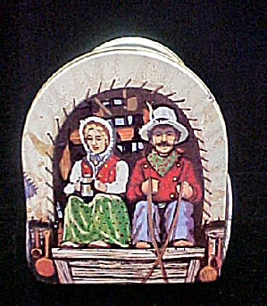 Chuck Wagon Tin Container (Image1)
