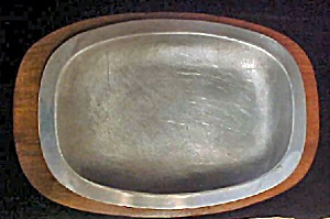 Oval Stainless Plate Charger (Image1)