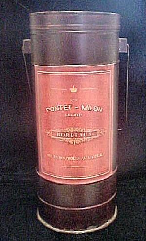 Cylinder Tin Container - Pontet-Milon (Image1)