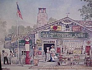Period General Store Print (Image1)