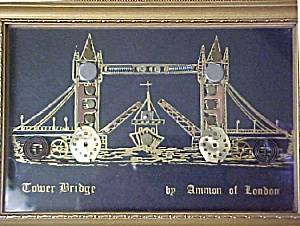 Tower Bridge Art Work by Ammon of London (Image1)