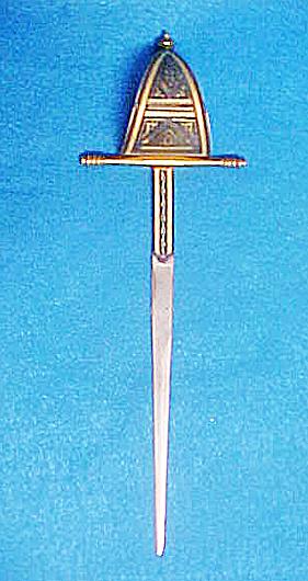 Spanish Sword Letter Opener  (Image1)