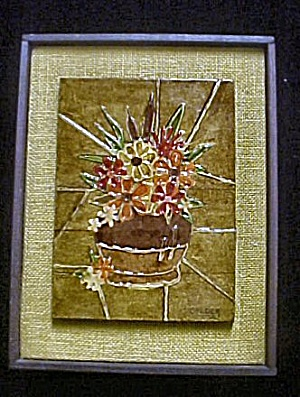 Still Life Flowers Artwork - Signed (Image1)