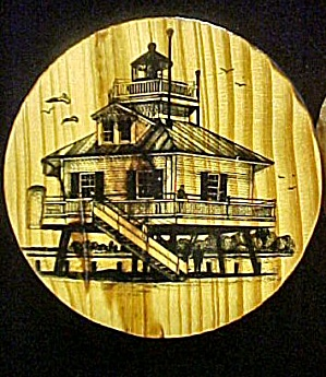 USCG Lighthouse - Prior to Katrina (Image1)