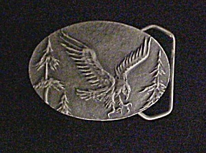 Indiana Metal Craft Eagle Belt Buckle (Image1)