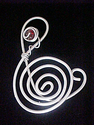 Metal Musical Note - Wall Art (Image1)