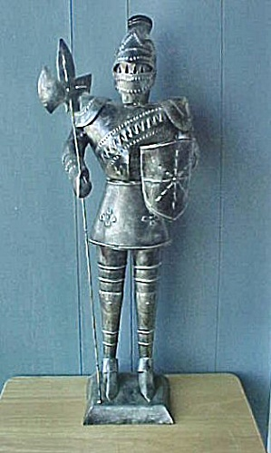 Full Suit Of Armor - 2+ Feet