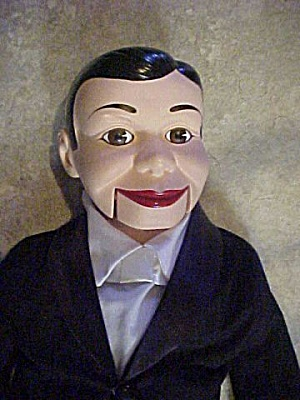 Charlie McCarthy Ventriloquist Puppet (Image1)