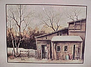 Prairie House Print Left Side (Image1)