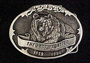 Alaska - The Last Frontier - Grizzly (Image1)
