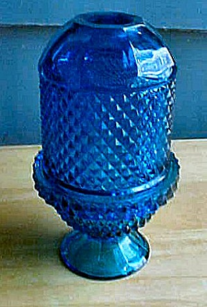 Dark Blue Fairy Lamp (Image1)
