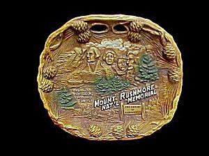 Mount Rushmore Souvenir Plate (Image1)