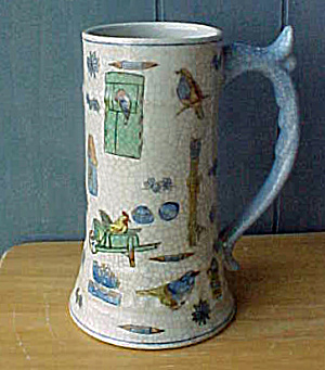 Oversized Chinese Pottery Mug (Image1)