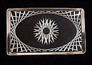 Star Burst Design Belt Buckle (Image1)