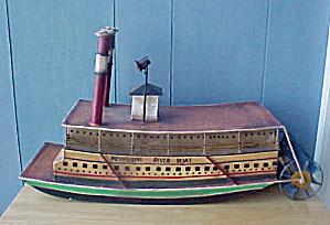 Mississippi River Boat Replica (Image1)